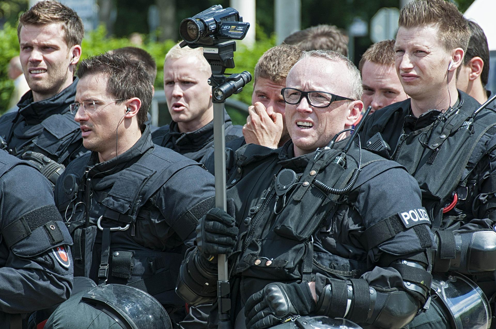 Hooligans Düsseldorf Schalke