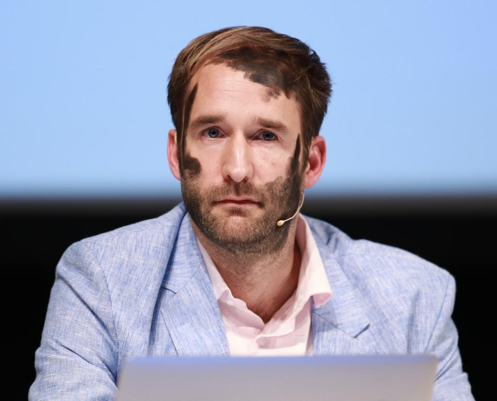 Philipp Ruch streitbarer Protagonist der ZPS
