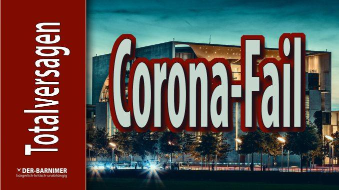 Coronavirus offenbart Totalversagen